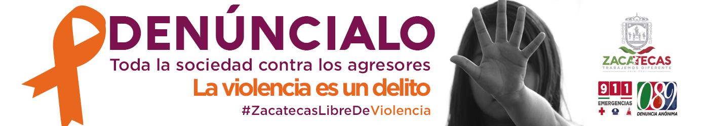Zacatecas Libre de Violencia